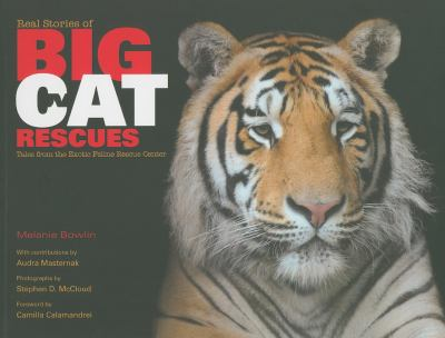 Real Stories of Big Cat Rescues: Tales from the Exotic Feline Rescue Center 9780253222343