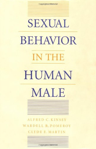 Sexual Behavior in the Human Male 9780253334121