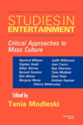 Studies in Entertainment 9780253203953
