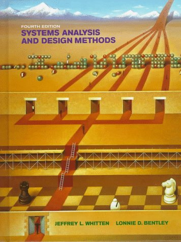 Systems Analysis and Design Methods 9780256199062