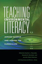 Teaching Environmental Literacy: Across Campus and Across the Curriculum 786019
