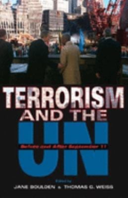 Terrorism and the UN: Before and After September 11 9780253216625