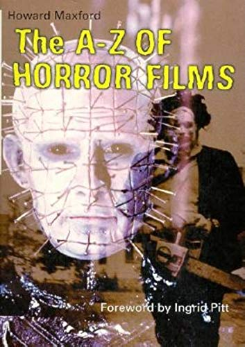 The A-Z of Horror Films 9780253211071