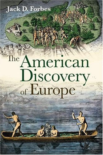 The American Discovery of Europe 9780252031526
