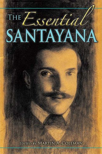The Essential Santayana 9780253221056