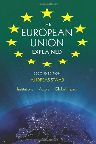 The European Union Explained: Institutions, Actors, Global Impact 9780253223036