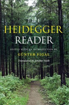 The Heidegger Reader 9780253221278