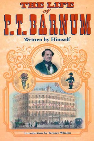 The Life of P.T. Barnum 9780252069024
