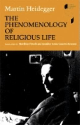 The Phenomenology of Religious Life 9780253342485