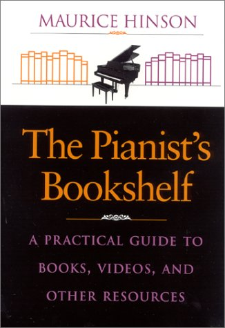 The Pianist's Bookshelf 9780253211453
