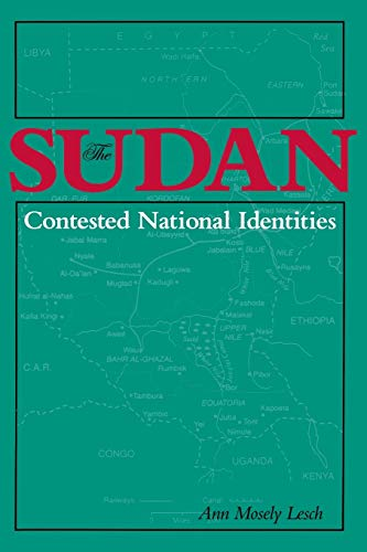 The Sudan-Contested National Identities 9780253212276