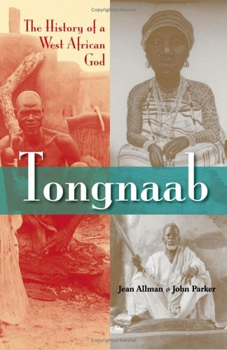 Tongnaab: The History of a West African God 9780253218063