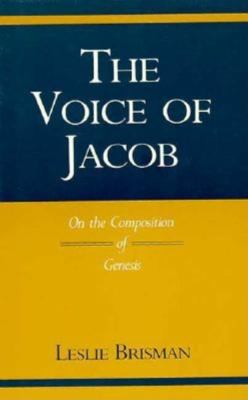 Voice of Jacob: On the Composition of Genesis 9780253312648