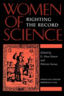 Women of Science: Righting the Record 9780253208132