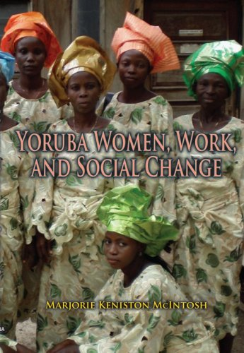 Yoruba Women, Work, and Social Change 9780253220547