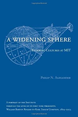 A Widening Sphere: Evolving Cultures at Mit 9780262015639