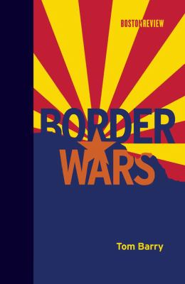 Border Wars 9780262016674