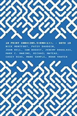 10 Print Chr$(205.5+rnd(1)); Goto 10 9780262018463