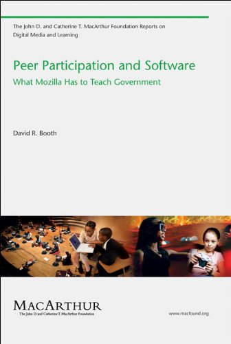 Peer Production and Software: What Mozilla Has to Teach Government 9780262514613