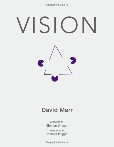 Vision: A Computational Investigation Into the Human Representation and Processing of Visual Information 9780262514620