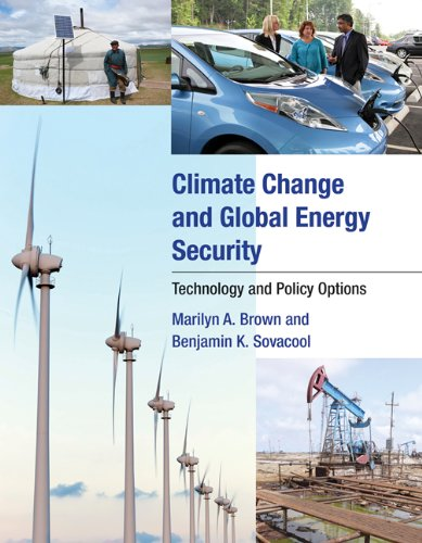 Climate Change and Global Energy Security: Technology and Policy Options 9780262516310