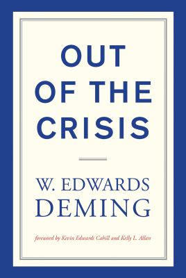 Out of the Crisis (The MIT Press)