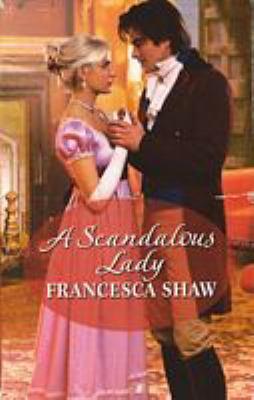 A Scandalous Lady 9780263210323