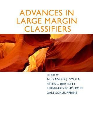 Advances in Large-Margin Classifiers 9780262194488