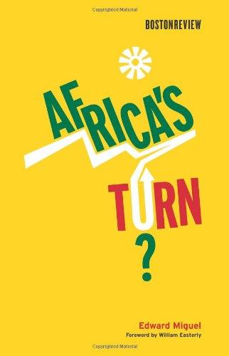 Africa's Turn? 9780262012898