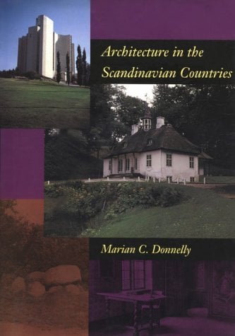 Architecture in the Scandinavian Countries 9780262041188
