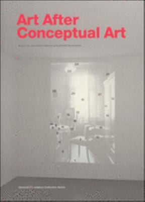 Art After Conceptual Art 9780262511957