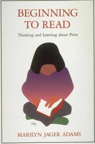 Beginning to Read: Thinking and Learning about Print 9780262510769