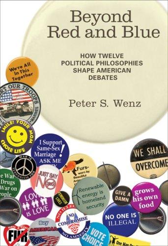 Beyond Red and Blue: How Twelve Political Philosophies Shape American Debates 9780262012959