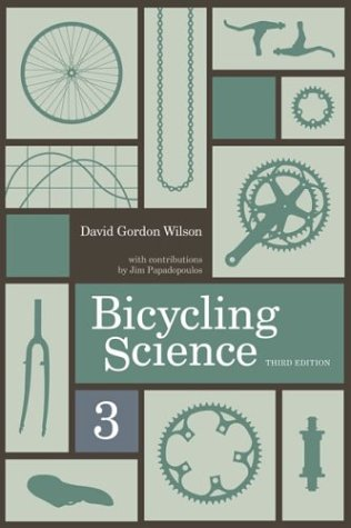 Bicycling Science 9780262731546