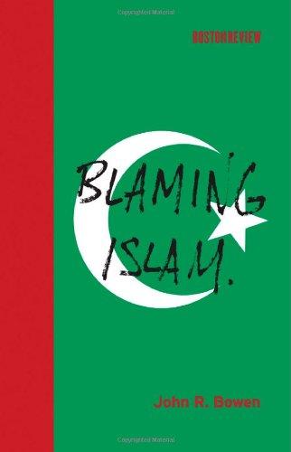 Blaming Islam 9780262017589