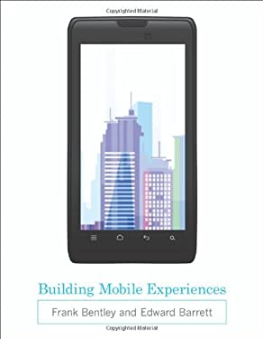 Building Mobile Experiences 9780262017930
