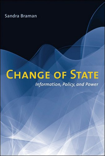 Change of State: Information, Policy, and Power 9780262513241