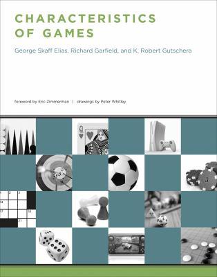 Characteristics of Games 9780262017138