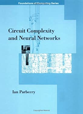 Circuit Complexity and Neural Networks 9780262161480