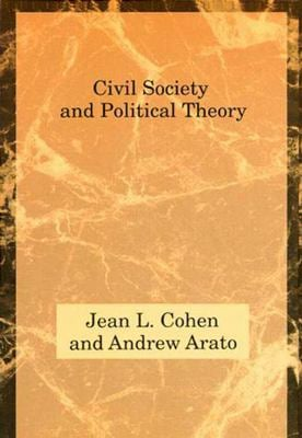 Civil Society and Political Theory 9780262531214