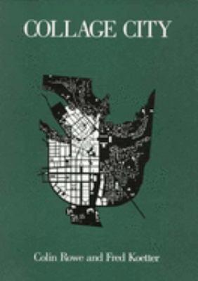 Collage City 9780262680424
