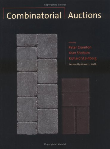 Combinatorial Auctions 9780262033428