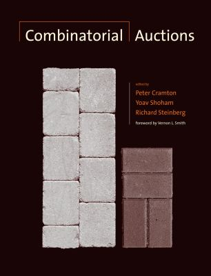 Combinatorial Auctions 9780262514132