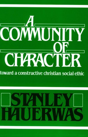 Community of Character: Philosophy 9780268007355