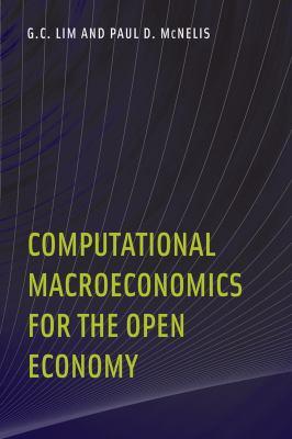 Computational Macroeconomics for the Open Economy 9780262123068