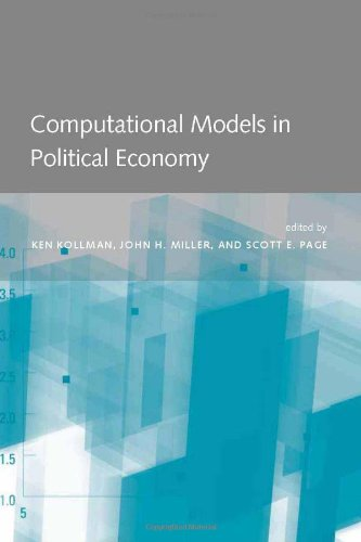 Computational Models in Political Economy 9780262112758