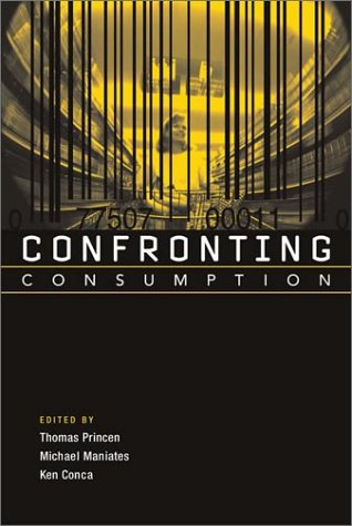 Confronting Consumption 9780262661287