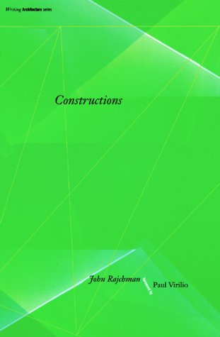 Constructions 9780262680967