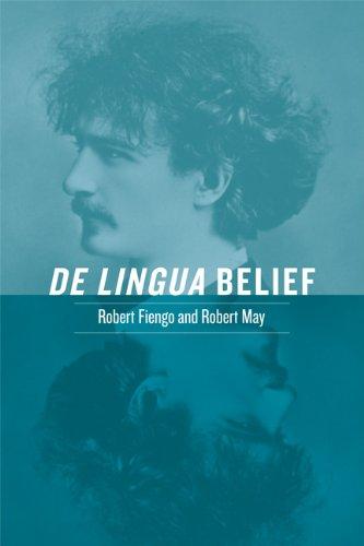 De Lingua Belief 9780262513296