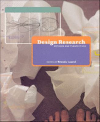 Design Research: Methods and Perspectives 9780262122634